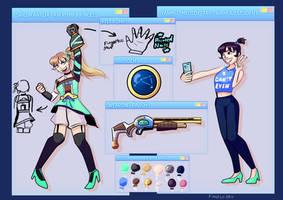 CS: Sailor Antlia by Firefly-Prix