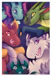 the gangs all here by aceAlari