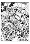 Jack Kirby Cap 2 inks