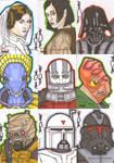 Star Wars Galaxy 4 Batch 2