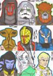 Star Wars Galaxy 4 batch 5