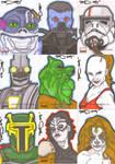 Star Wars Galaxy 4 batch 10