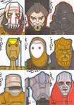 Star Wars Galaxy 4 batch 11