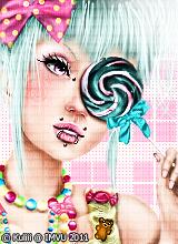 Premade 14 Harajuku Girl by Kuliii