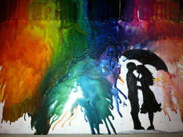 After Rain There is a Rainbow by hannahbanana1997