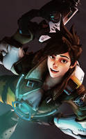 [SFM]Tracer by non-recyclable