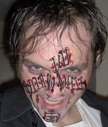 Scar Makeup by SerialActor