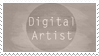 Digital Artist by MysticWarrior7