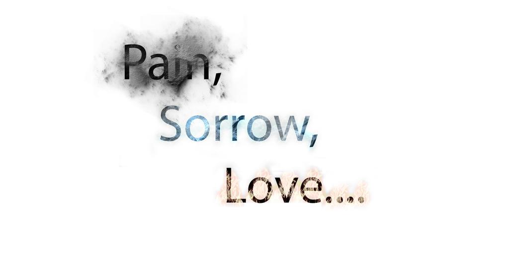 sorrow of love