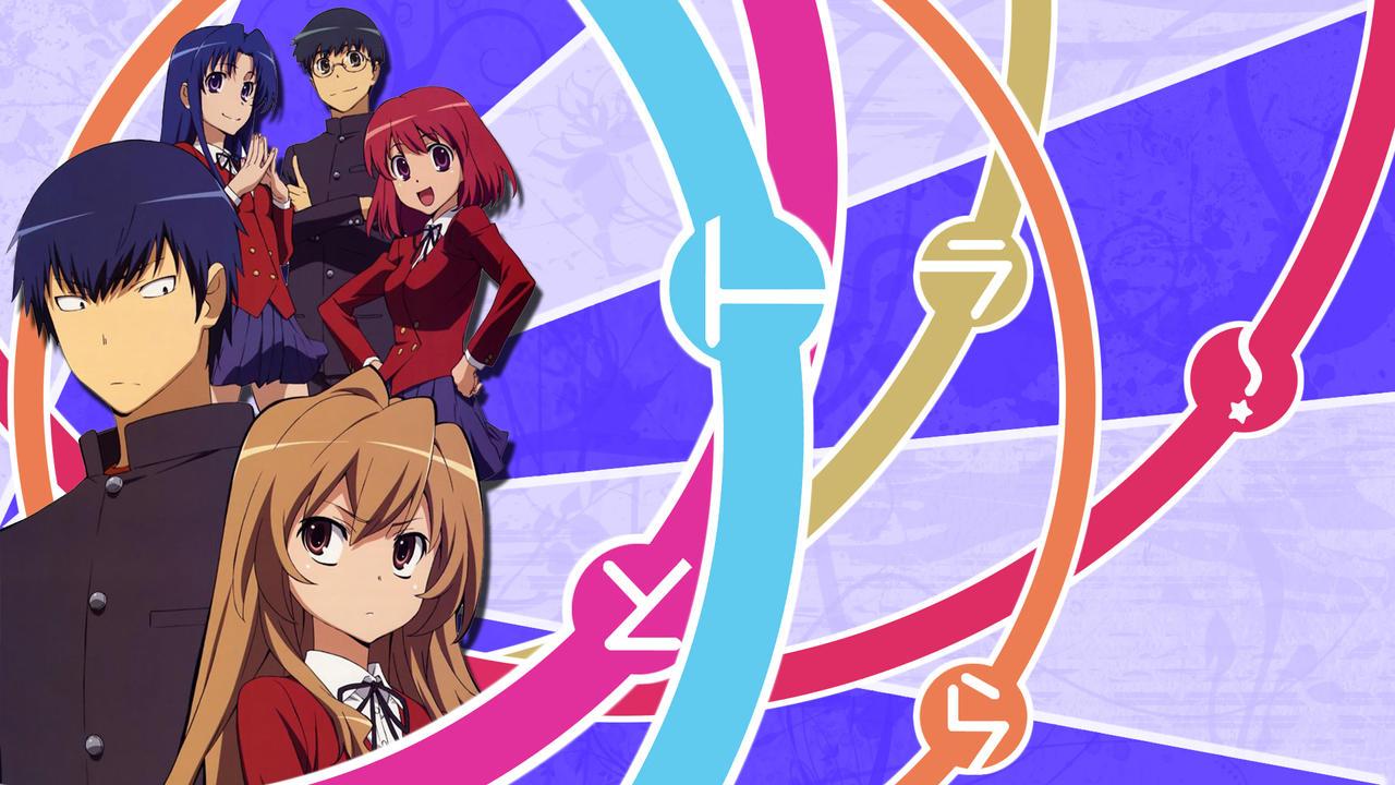 Otaku090 39 s profile - Toradora anime wallpaper ...