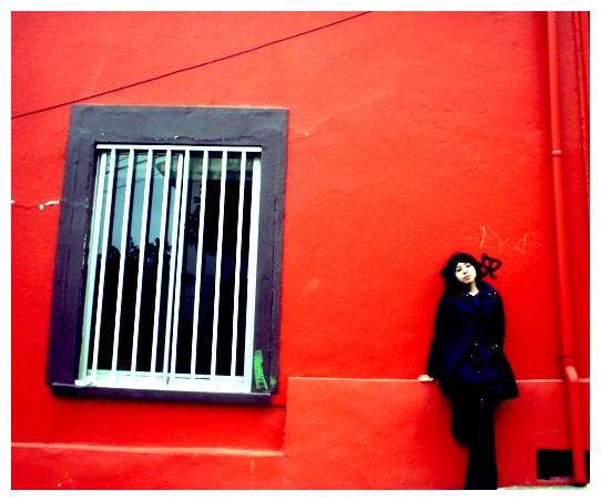 La Gran pared roja by chibizumi