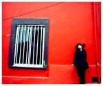 La Gran pared roja