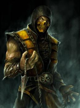 scorpion MK