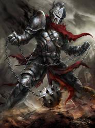 Demon Knights by rey7eighties