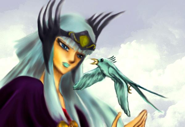 Hilda by AyaMikk