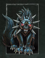 Bloodhound Omega Version IV by synnabar