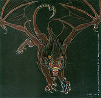 Manticore for Lex by synnabar