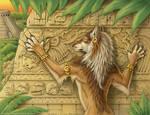 Werewolf Calendar 2010 - July