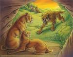 Werewolf Calendar 2011 - June