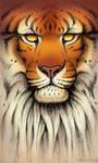 Tiger God IV - Color
