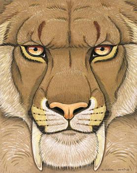 Prehistoric Series - Smilodon