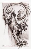 Lean Demon by synnabar