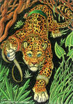 J is for Jaguar-Man (1991) by synnabar
