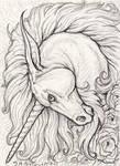 ACEO - Unicorn