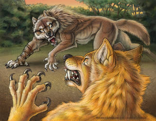 Werewolf Calendar 2014