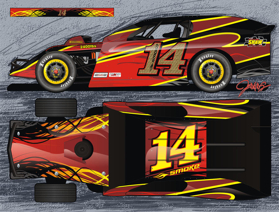 Dirt Modified by Jenkins-Graphics