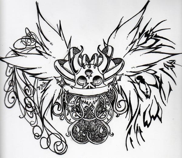 Chest Piece Tattoo By Grimmpierre On DeviantArt