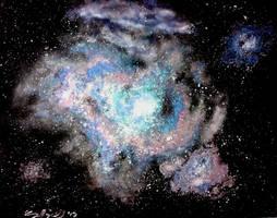 Spectral Nebula v2 by Defiant2Death