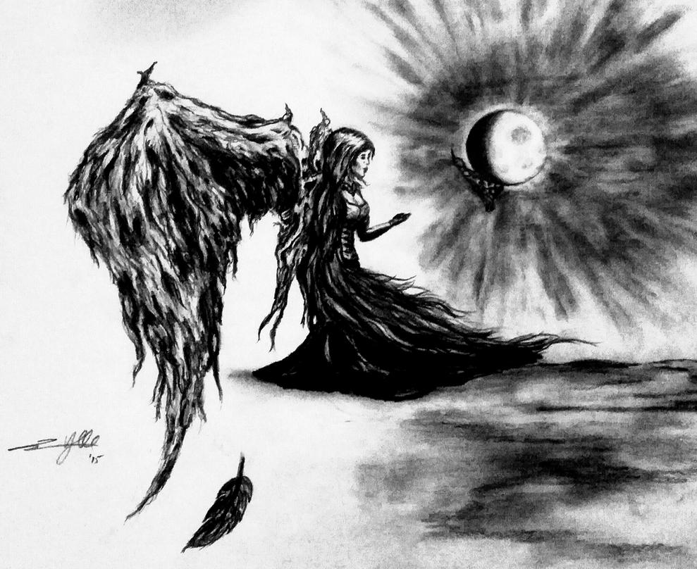 Luna Helios: Goddess of the Moon by Defiant2Death