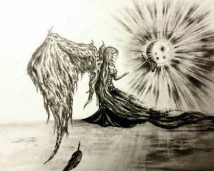 Luna-Helios: Moon Goddess by Defiant2Death