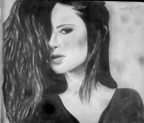 Portrait - Maryn by Defiant2Death