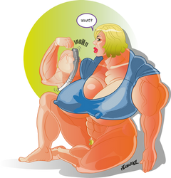 BimBo Delia: Biceps defeat to Iron Pipe by allegend