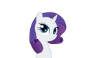 Rarity Vector by Astroanimations