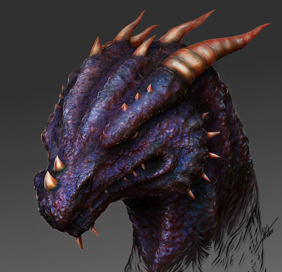 Dragon by ARTdesk