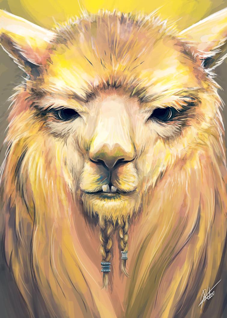 Llama by ARTdesk