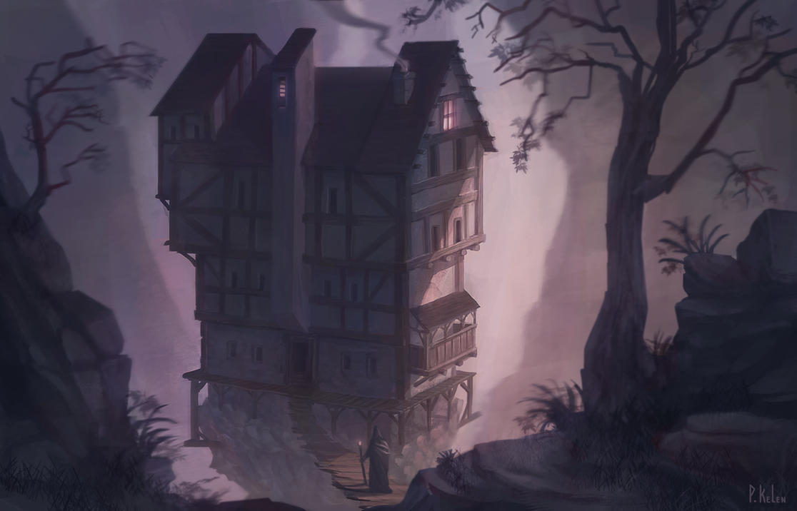 Hidden House by ARTdesk