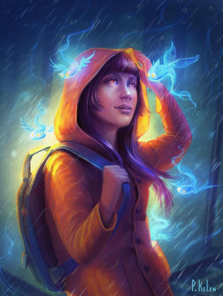 Magic Rain v.3 by ARTdesk