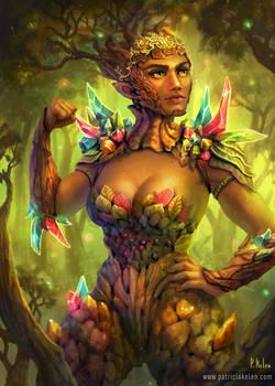 Earth Queen