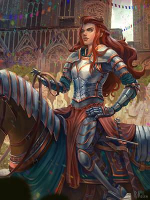 Festival of Knights by ARTdesk