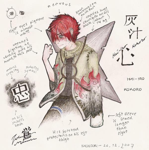 My Naruto Rpc Mai Sad Pics: Naruto OC By Thausand On DeviantArt