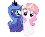 Woona and Tia