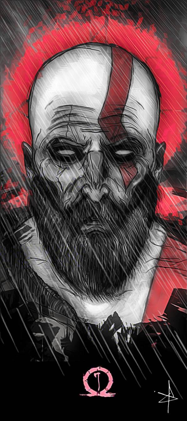 God Of War Kratos Tattoo By Chrisnazgul On Deviantart