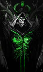 Demon Hunter Orc by ChrisNazgul
