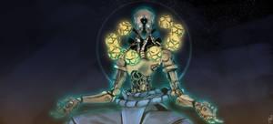 Zenyatta The Last Monk