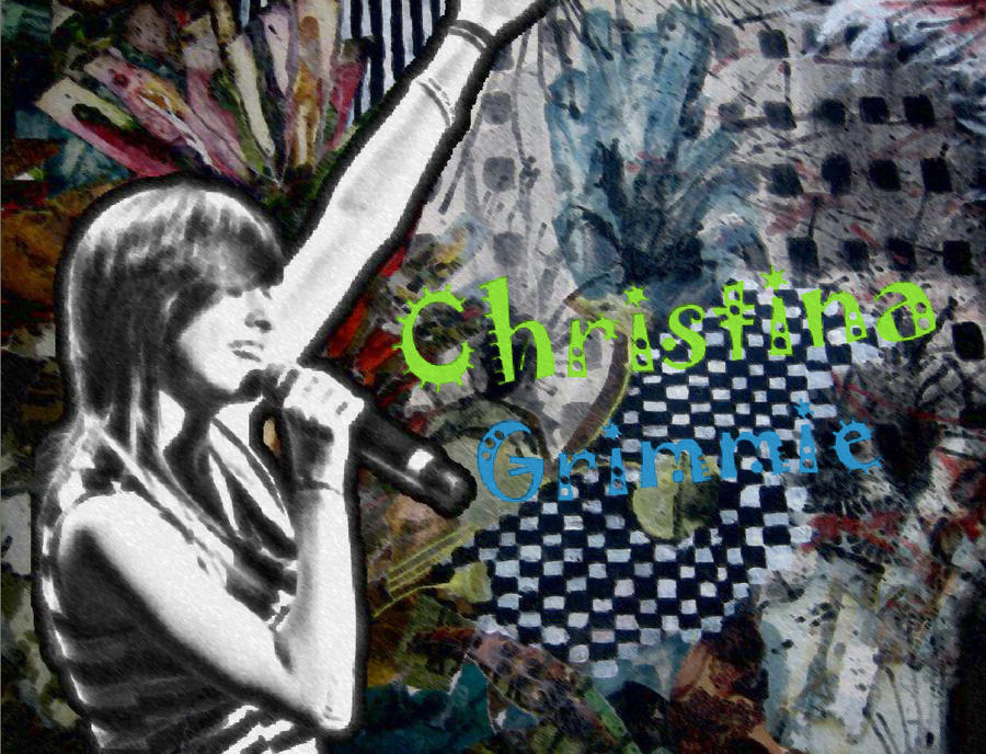 Christina Grimmie Edit by SarahRefaei