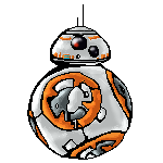 BB-8 icon ( commision) by Azure-law